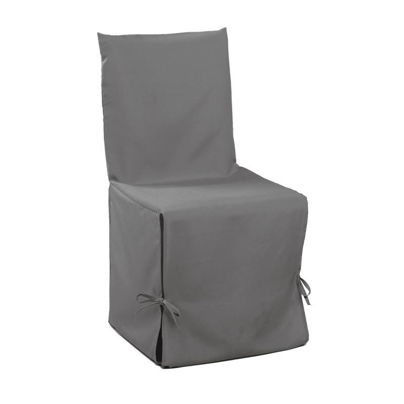 chaise de essentiel prix Housse gris paris zLUSMVqpG