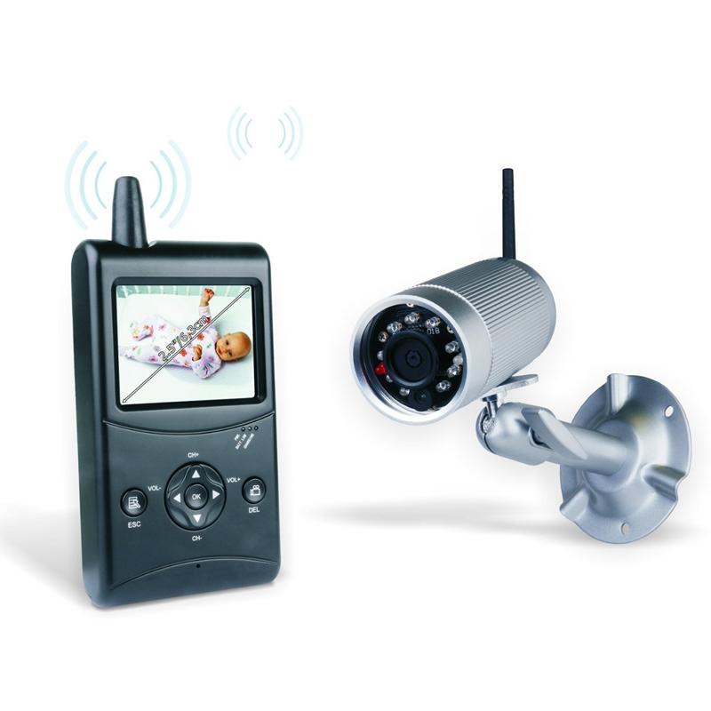 kit videosurveillance portable 1 camera cs82dvr. Black Bedroom Furniture Sets. Home Design Ideas
