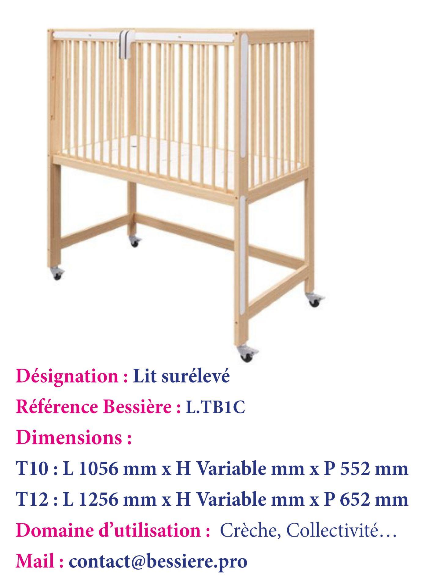 lits pour cr ches tous les fournisseurs literie b b. Black Bedroom Furniture Sets. Home Design Ideas