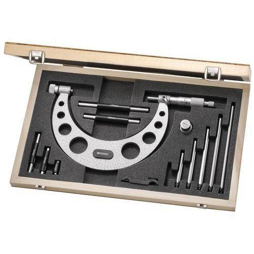 Microm tre d 39 ext rieur rallonge au 1 100 mm facom for Rallonge exterieur