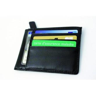 code promo 95b58 51670 Porte-monnaie, porte-cartes simili-cuir