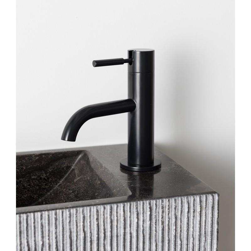robinet eau froide lave mains noir baniofili comparer les prix de robinet eau froide lave mains. Black Bedroom Furniture Sets. Home Design Ideas