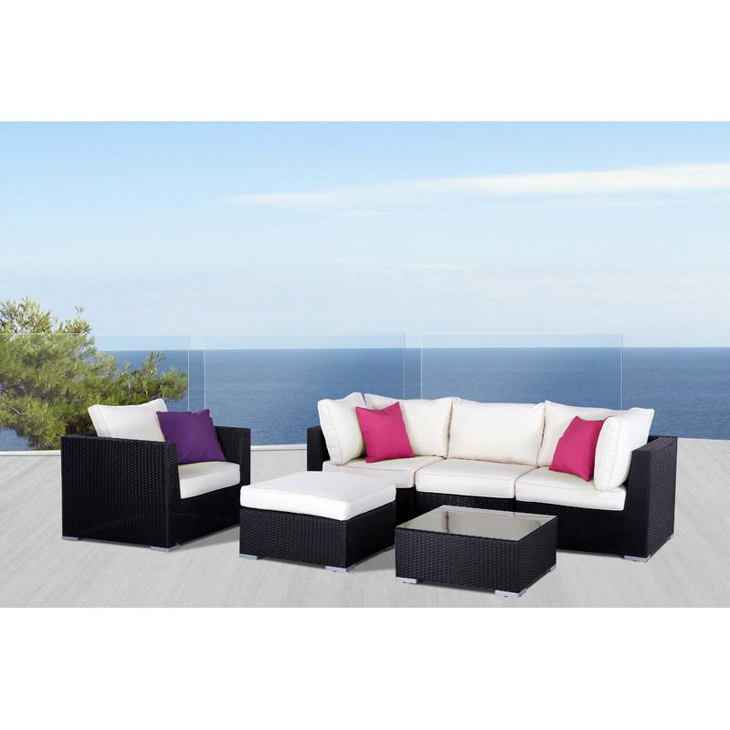 salon de jardin en acier tous les fournisseurs de salon. Black Bedroom Furniture Sets. Home Design Ideas