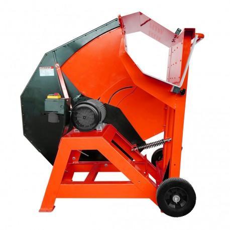 Scie circulaire bks700 220v avec lame de scie en carbure de 700 mm - 100000619