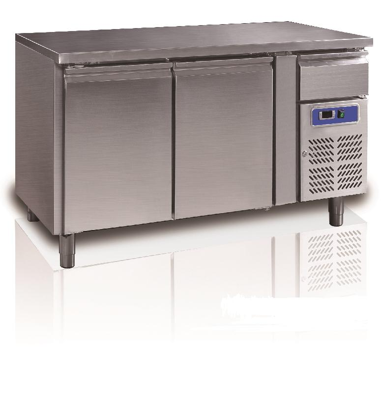 TABLE REFRIGEREE POSITIVE 2 PORTES - COOL HEAD