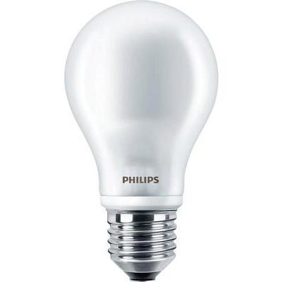 ampoule led unicolore philips 230 v e27 7 w 60 w blanc cha comparer les prix de ampoule led. Black Bedroom Furniture Sets. Home Design Ideas