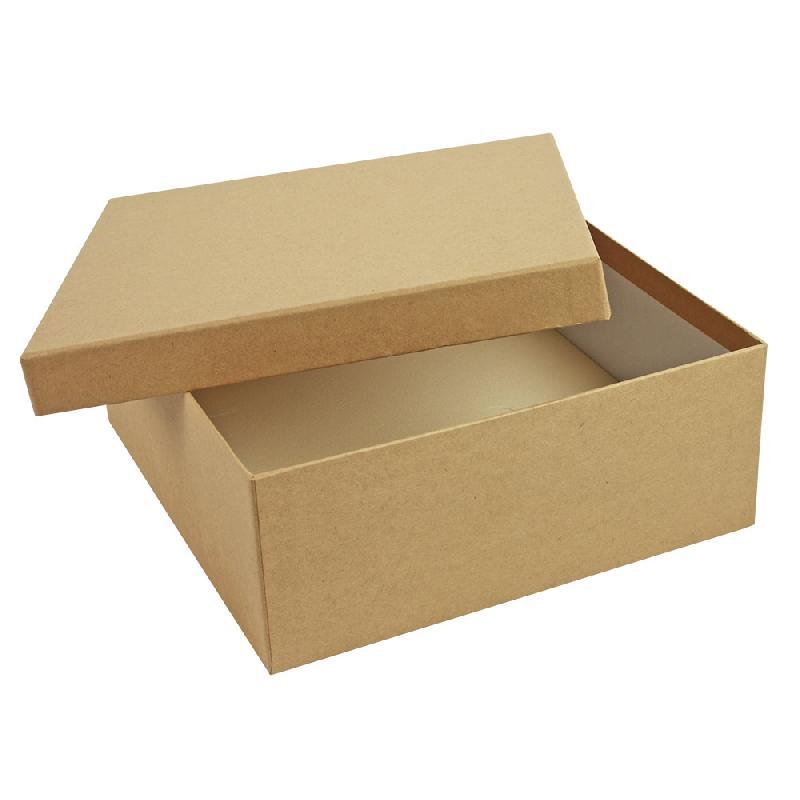 Boîtes carton kraft