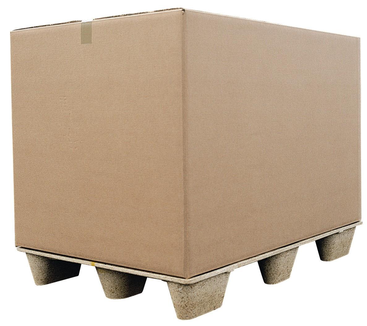 Caisse-palette en carton