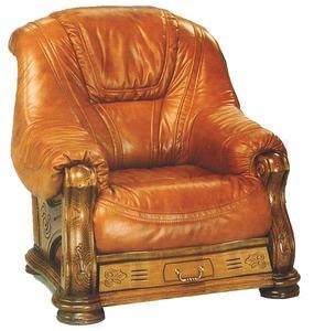 Fauteuil de salon comparez les prix pour professionnels - Salon cuir et bois ...