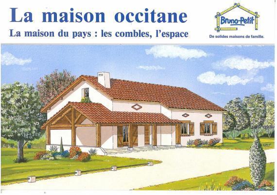 Habitations completes modele de maison occitane for Maison occitane
