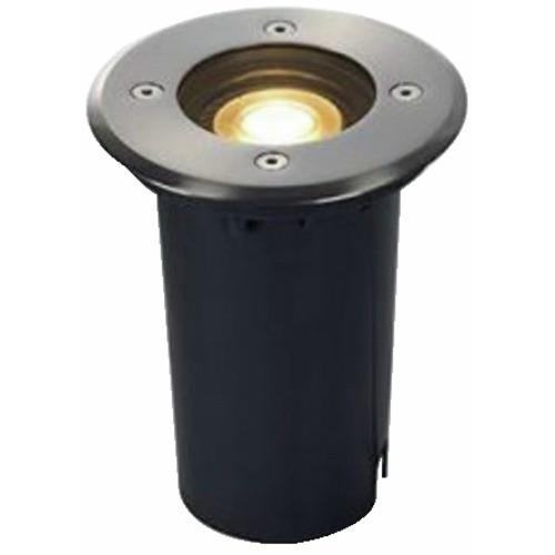 SPOT ENCASTRÉ - EXTÉRIEUR AU SOL - SOLASTO - INOX - IP67 - GU10 LED SLV