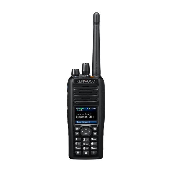 TALKIE WALKIE KENWOOD NX-5300E / NX-5200E ANALOGIQUE NUMERIQUE