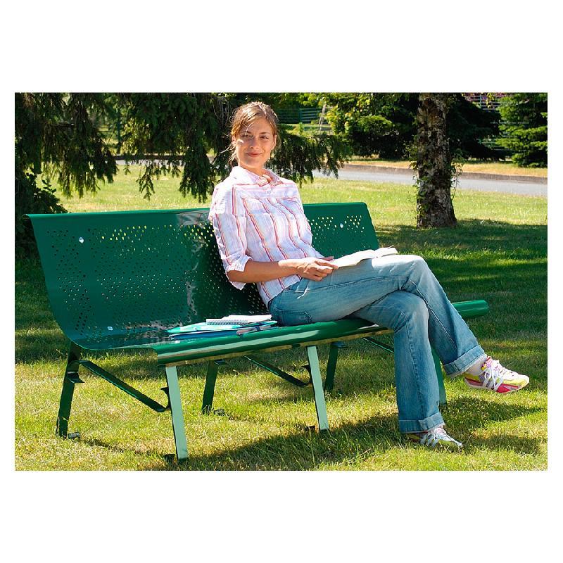 banc de jardin en acier tous les fournisseurs de banc de. Black Bedroom Furniture Sets. Home Design Ideas