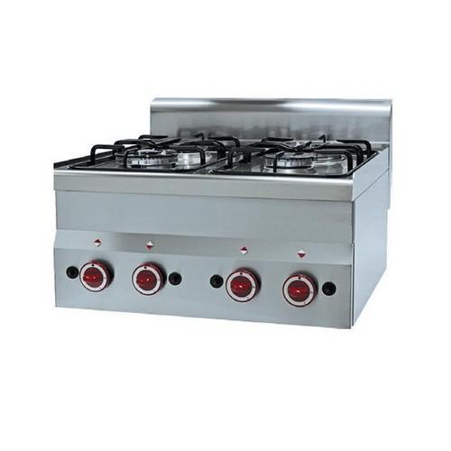 Cuisini res gaz comparez les prix pour professionnels - Cuisiniere 5 feux gaz ...