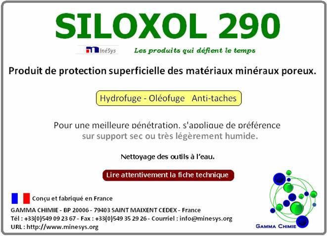 Siloxol 290