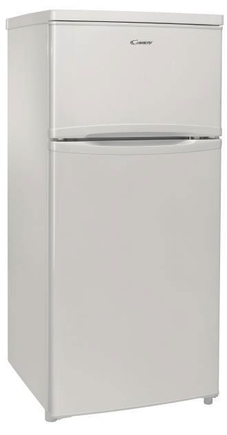 candy refrigerateur 2 portes ccds5122w ccds 5122 w. Black Bedroom Furniture Sets. Home Design Ideas