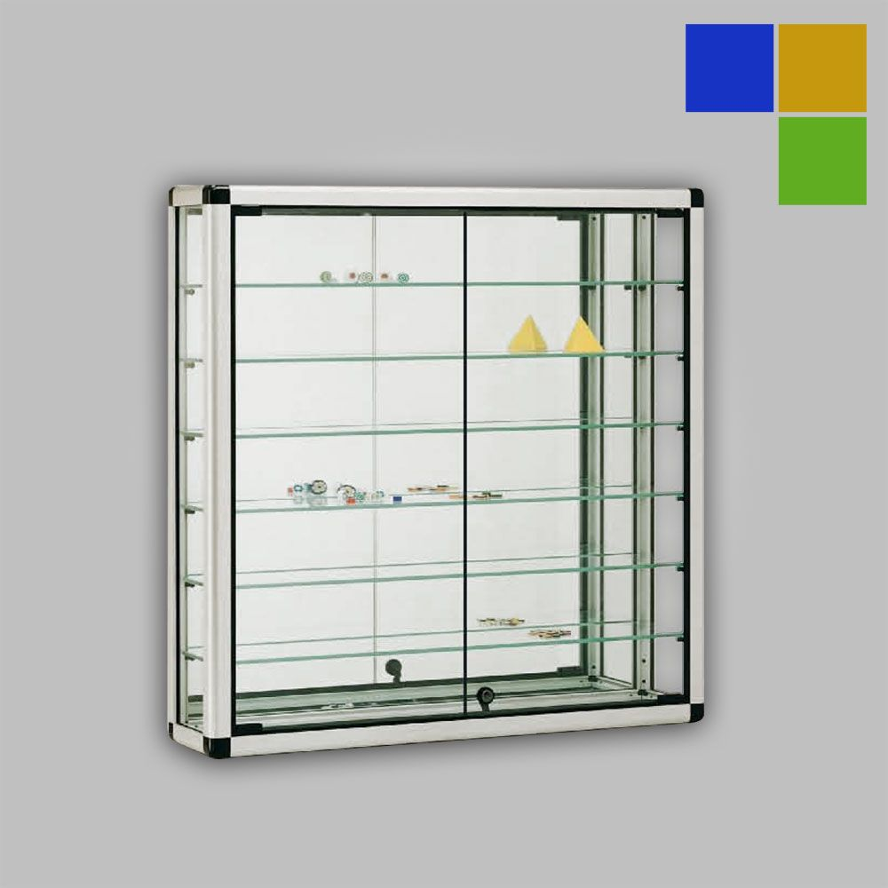 Vitrine murale modele 33ab for Vitrine verre but