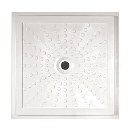 Receveurs de douches idral rubinetteria achat vente de for Douche fibre de verre