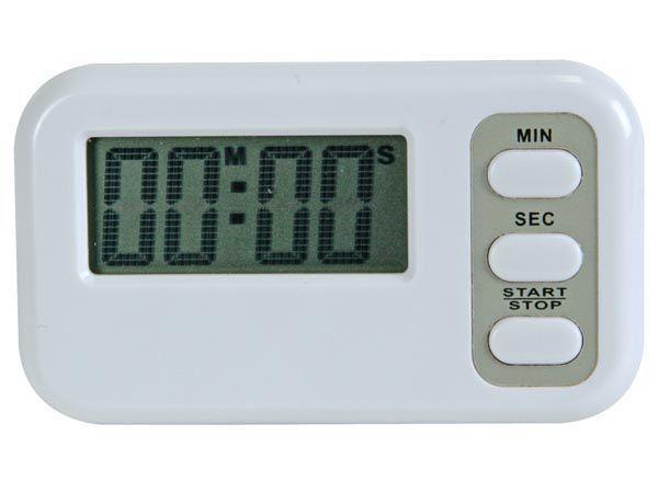 COMPTEUR A REBOURS (99MIN. 59SEC.) AVEC ALARME (TIMER10)