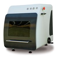 Poste de marquage laser - nd : yvo4 compact box