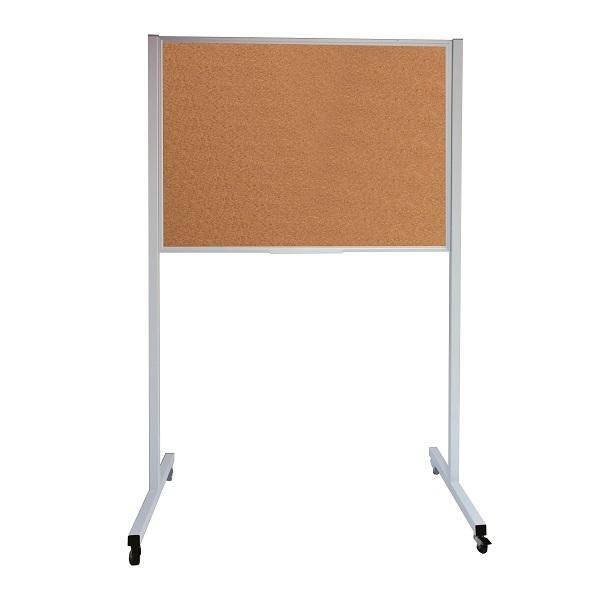 tableau d 39 affichage sur pi tement roulettes en li ge comparer les prix de tableau d 39 affichage. Black Bedroom Furniture Sets. Home Design Ideas