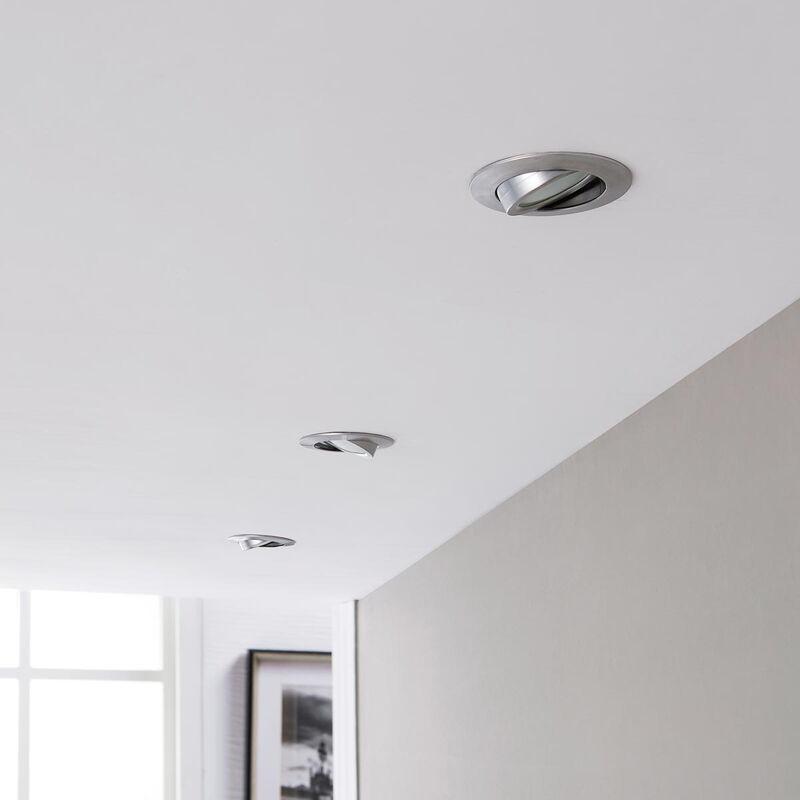 Spot encastrable lampenwelt achat vente de spot - Foco led interior ...