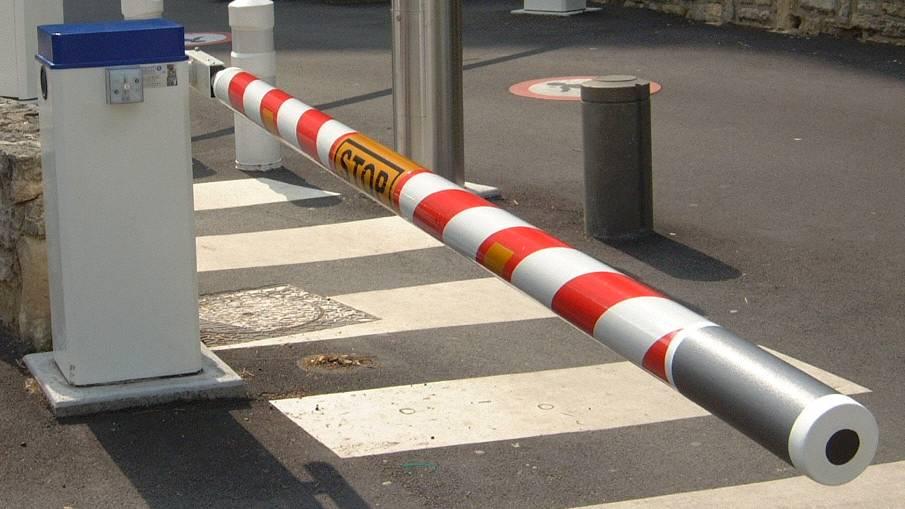 Équipement de barrière de sécurité