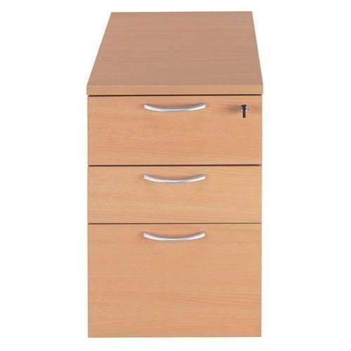 caisson de bureau fixe en m lamin 26 mod les en vente via. Black Bedroom Furniture Sets. Home Design Ideas
