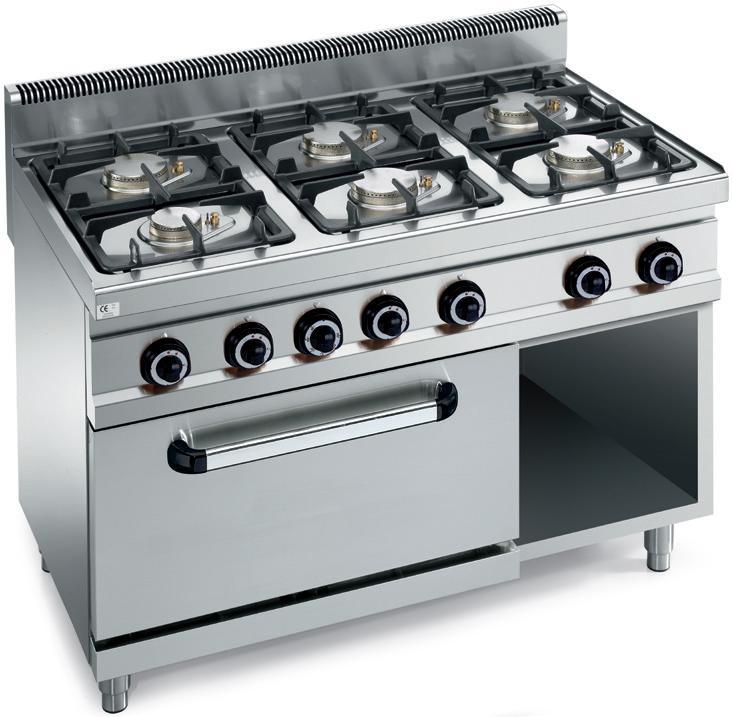 Cuisinières à gaz - Comparez les prix pour professionnels sur ...