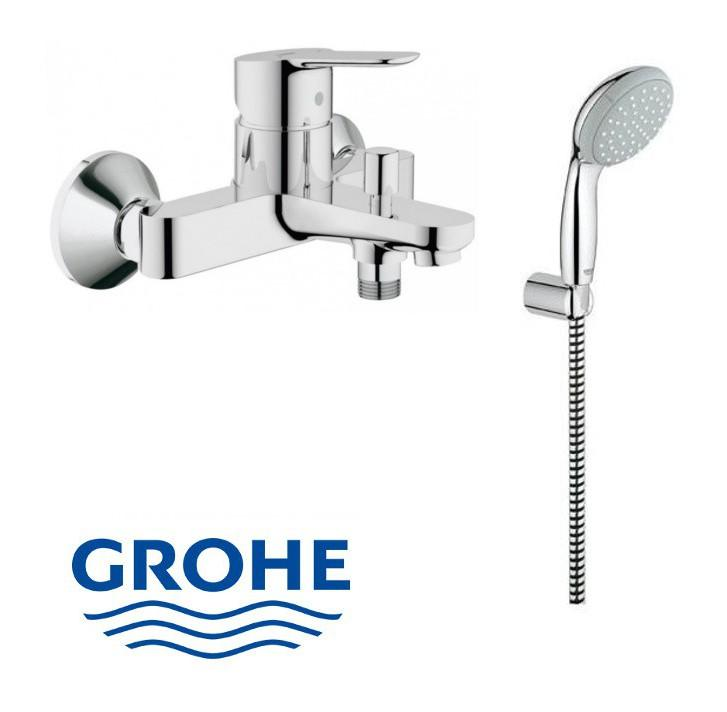 mitigeurs de douche grohe achat vente de mitigeurs de. Black Bedroom Furniture Sets. Home Design Ideas