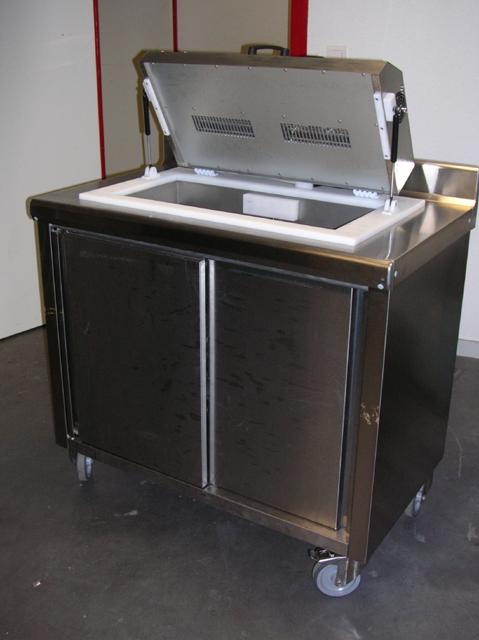 Machine automatique de nettoyage ultrasons