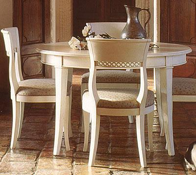 Table Repas Ronde Saint Remy