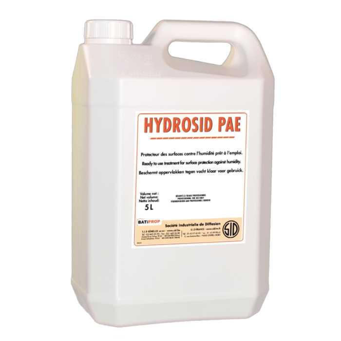 Protecteur des surfaces contre l'humidité prêt à l'emploi hydrosid pae