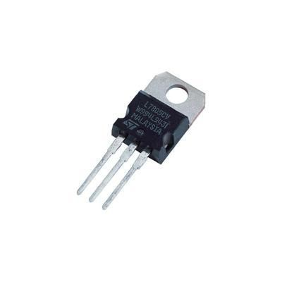 RÉGULATEUR DE TENSION POSITIVE L7812CV BOÎTIER TO-220 CONDITIONNEMENT: 1 PC(S) STMICROELECTRONICS