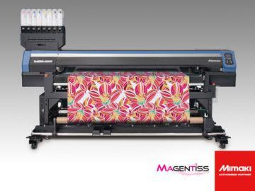 Imprimante textile tx300p-1800b de mimaki
