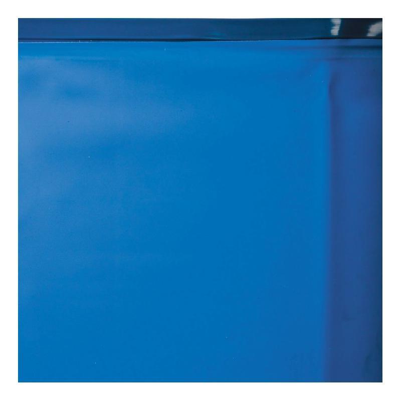 Gre pools liner 0 40 piscine ovale 810 x 470 x 120 for Accrochage liner piscine