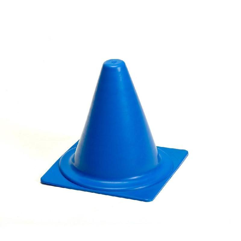 cone de delimitation de terrain 18 cm pvc couleurs comparer les prix de cone de delimitation de. Black Bedroom Furniture Sets. Home Design Ideas