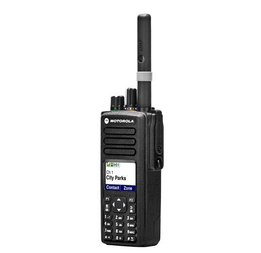 Portatif dmr dp4800 / dp4801