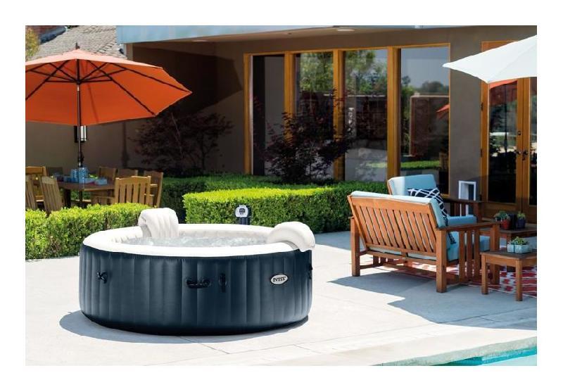 mat riel spa et jacuzzi intex achat vente de mat riel. Black Bedroom Furniture Sets. Home Design Ideas