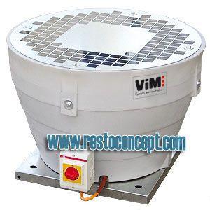 Tourelle centrifuge à rejet verticale tourelle verticale(tcdv/hf400 040-6)
