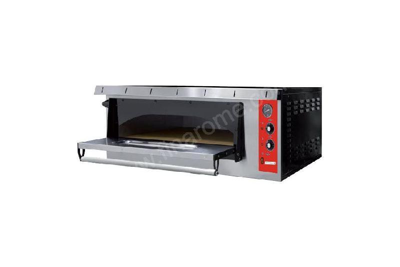four pizza professionnel l ctrique 1 niveau 4 pizzas larges comparer les prix de four. Black Bedroom Furniture Sets. Home Design Ideas
