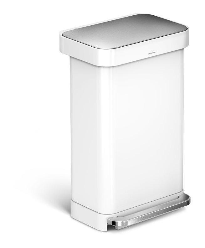 Poubelle rectangulaire tous les fournisseurs de poubelle - Poubelle cuisine rectangulaire ...