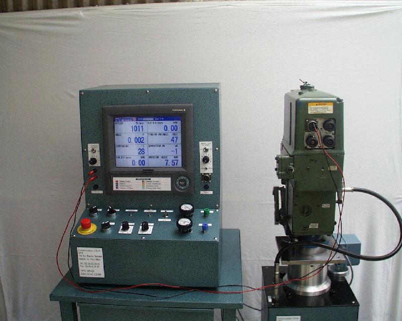 Régulateur hydraulique de vitesse pgg