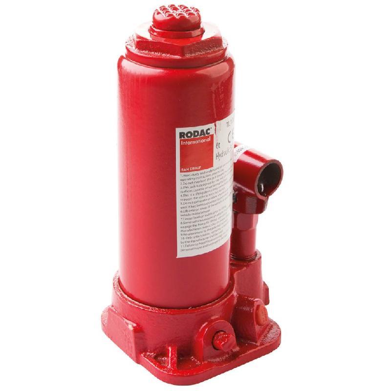 Rodac cric à bouteille hydraulique 6 tonnes tl106n