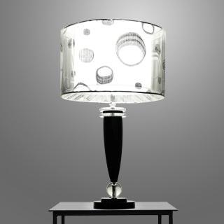 Lampe de table cristal - gamme venus