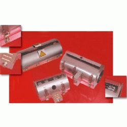 Colliers pour extrudeuses