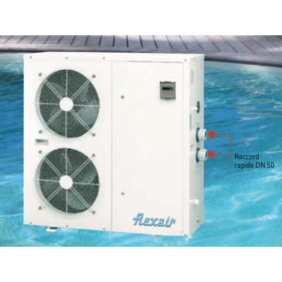 Chauffages de piscine comparez les prix pour for Pompe a chaleur piscine 120m3