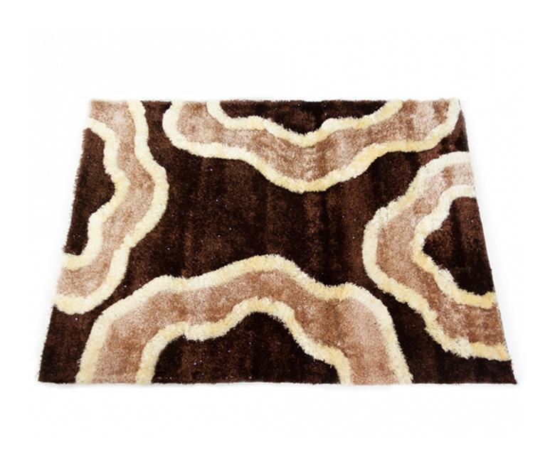 tapis shaggy brun 120 x 170 cm pegane comparer les prix de tapis shaggy brun 120 x 170 cm. Black Bedroom Furniture Sets. Home Design Ideas