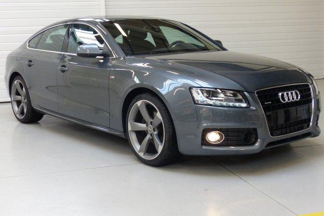 audi a5 sportback v6 3 0 tdi 240 dpf quattro s line. Black Bedroom Furniture Sets. Home Design Ideas