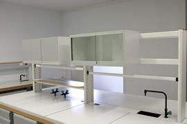 Meubles de laboratoire - mobilier technique aérien (mta)